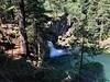 Bottom of Upper McCloud Falls