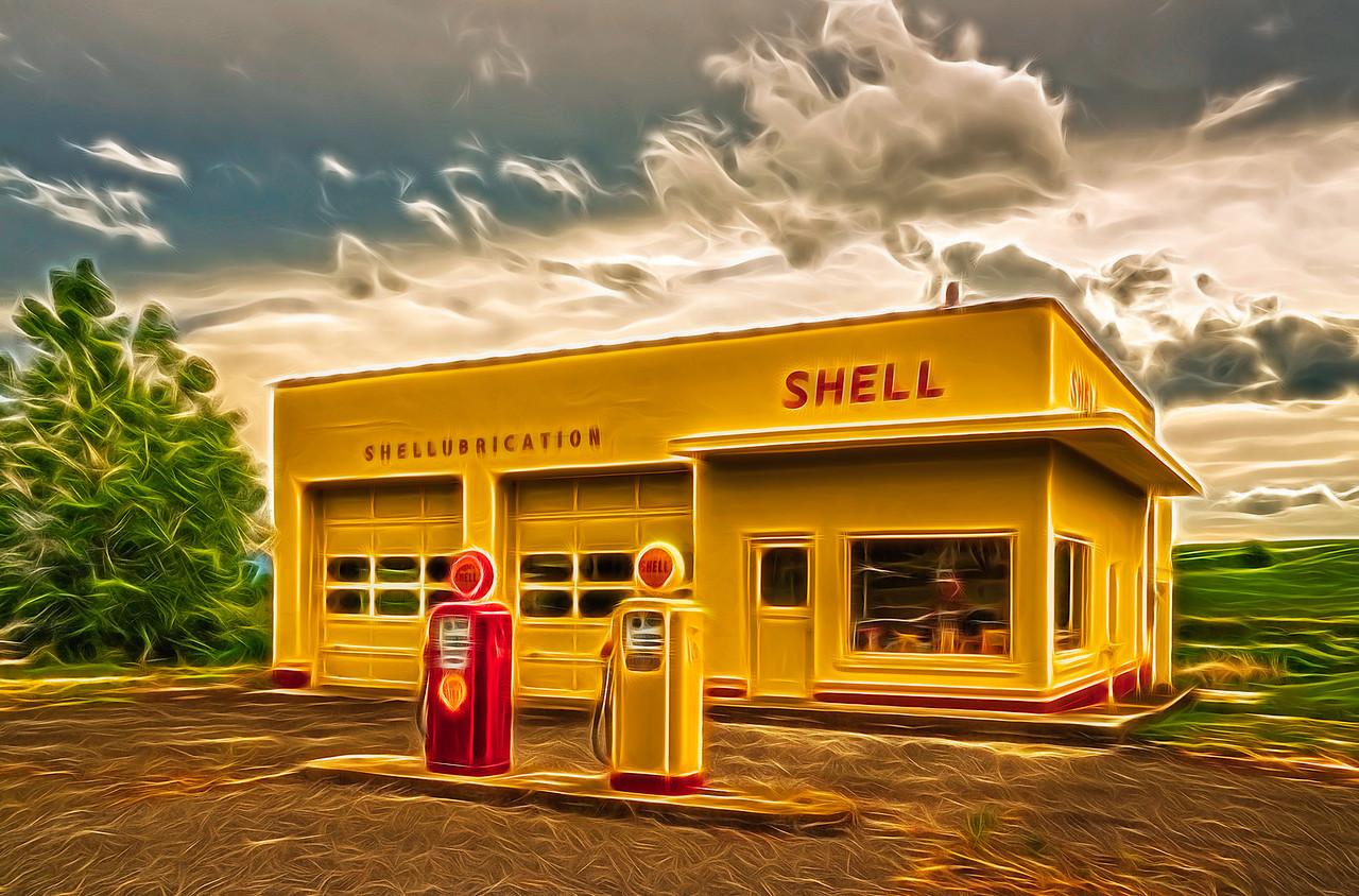Shell Fraktel Art