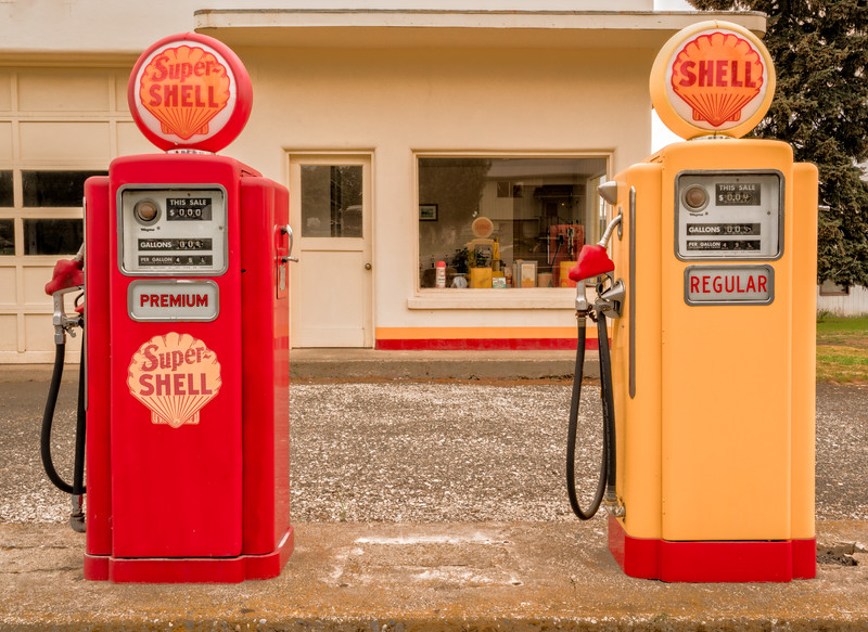 Shell Pumps