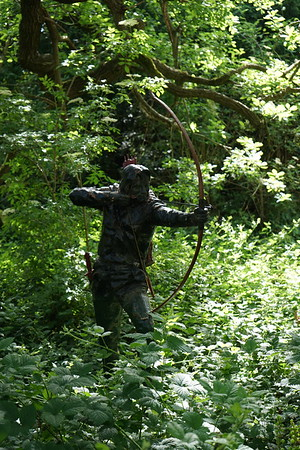 Sherwood Forest - Archery + Walks