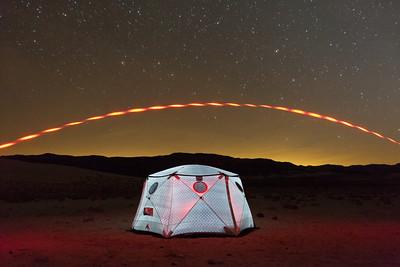 Shift pod, camping, tents, desert, overland, offroad, shelter