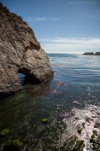 Hidden Cove, Pismo Beach