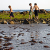 Three Boys at Nahant