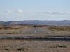 airstrip in the desert