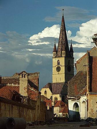 Sibiu, European Capital of Culture in 2007