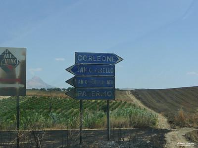 Corleone, Sicilia