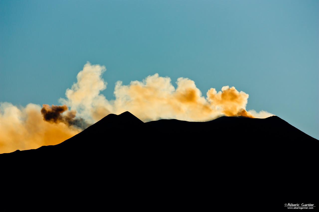 Etna from Riposto