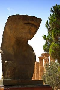 Tempio di Eracle, Valle dei templi, Agrigento