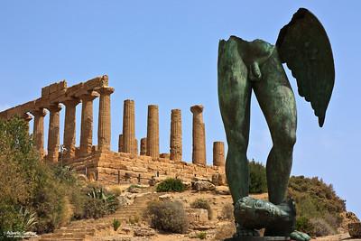 Tempio di Era Lacinia, Valle dei templi, Agrigento