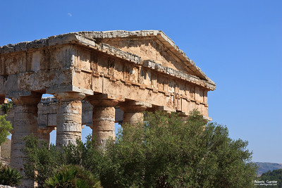 Segeste, Sicilia