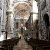 Palermo - Church interior.