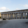Segesta - the Doric Temple, which was built late in the 5th century BC