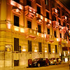 Palermo - this is the exterior of the Grand Hotel Wagner, which was located near Hotel Tonic.