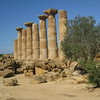 "Agrigento - this is part of the ""Valley of the Temples""."