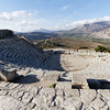 Segesta - this is the ancient Greek Theatre.