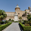 Palermo - another part of the Palermo Duomo.