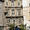 Palermo - one distinctive building.