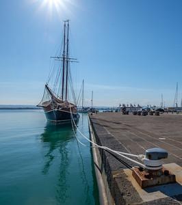 Ortigia Harbour