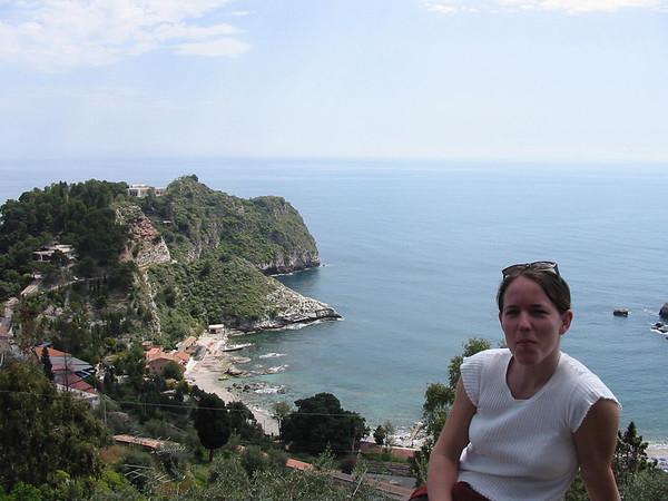 Sicily April 2004