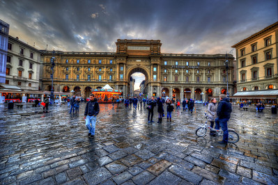 Florence, Italy, by John Shippee Photography.  Images were taken in December 2012.