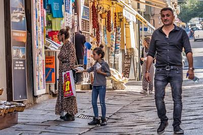 Tropea street scene