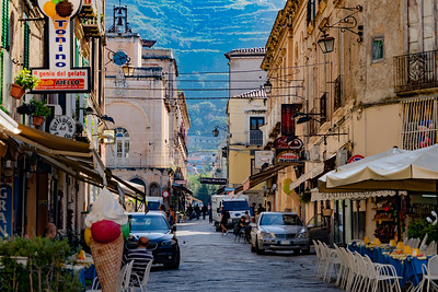 A Tropea street