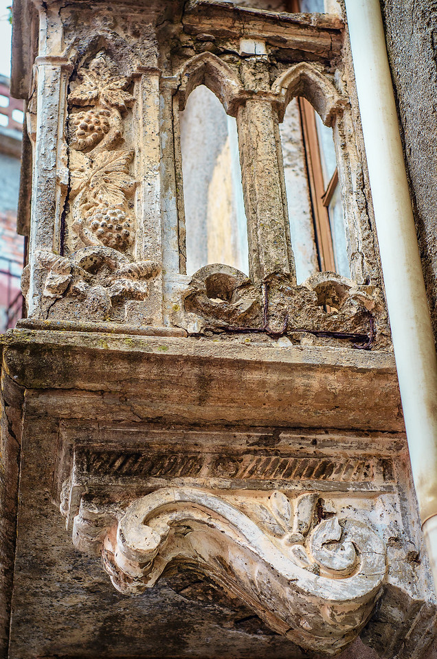 Old Sicilian Balcony