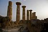 Agrigento Valle dei Templi Tempio dl Eracle