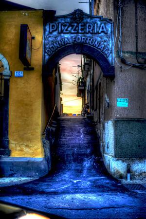 Photos taken around Sicily, Italy, in December 2013.