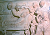 Sarcophagus depicting the boys death