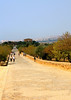 Road connecting Valley of the Temples (Agrigento)....5th & 6th C B.C.