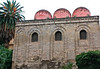 San Giovannni degli Eremiti...Norman church with Moorish domes