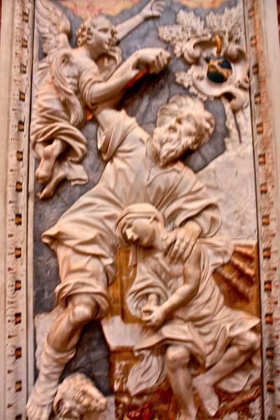 More lavish Santa Caterina
