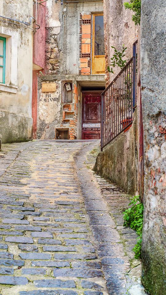 Sicilian Street view III