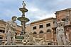 """""""The Fountain of Shame""""  Fontana Pretoria"""