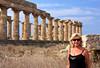 """Temple of Hera """"E"""" at Selinunte"""