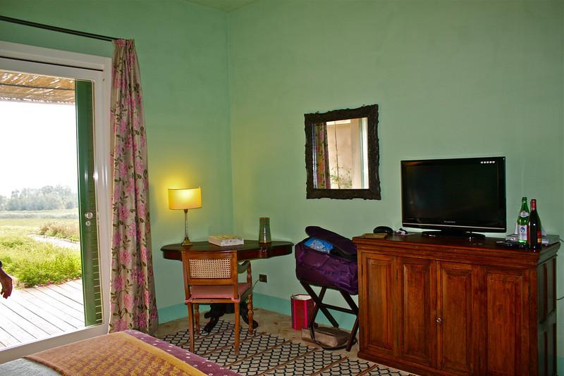 Room at La Foresteria