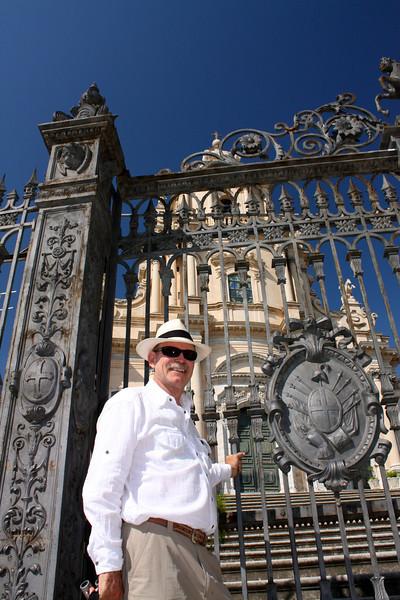 Locked out of Duomo di San Giorgio
