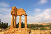 Symbol of modern Agrigento...Temple of Castor & Pollux
