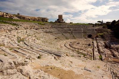 The Greek Theatre, Syracuse
