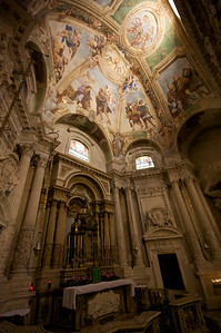 Cathedral interior, Ortygia