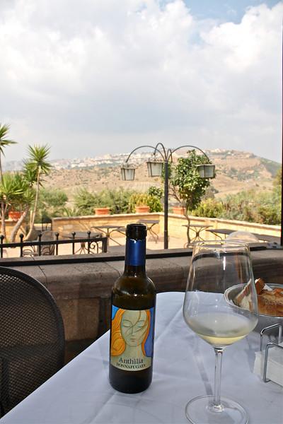 Restaurant Kolkonos...near Valley of the Temples