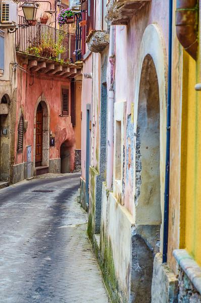 Sicilian Street view V