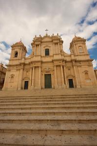Cathedral interior, Noto