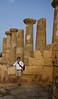 Agrigento Valle dei Templi Tempio dl Eracle Corby