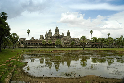 Angkor Wat Temple Complex, Siem Reap, Cambodia.