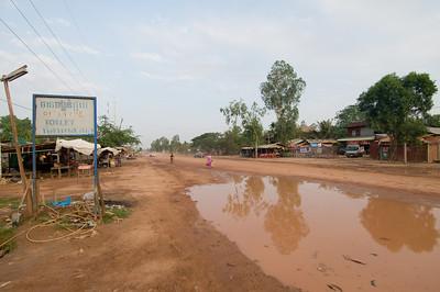 Siem Reap to Poipet - April 15, 2008