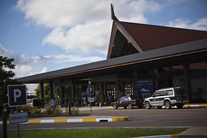 Siem Riep Airport