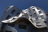 The Lou Ruvo Center for Brain Health in Las Vegas, a Frank Ghery design.