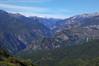 along King's Canyon scenic drive.